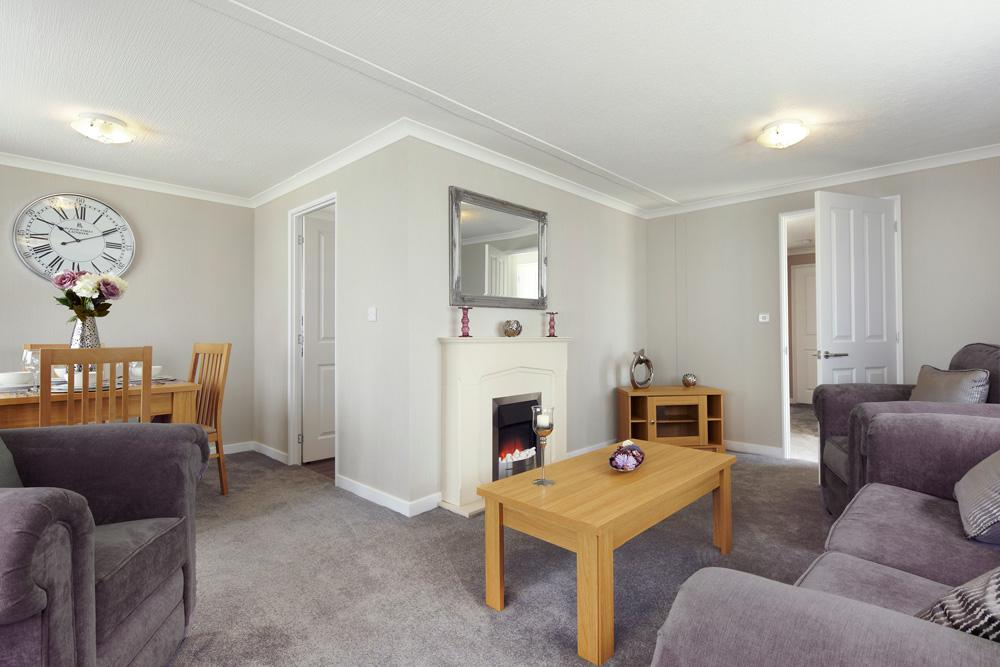 2 Bed Bungalow Property for Sale in Woolacombe, EX34 7AN by Right Choice Park Homes