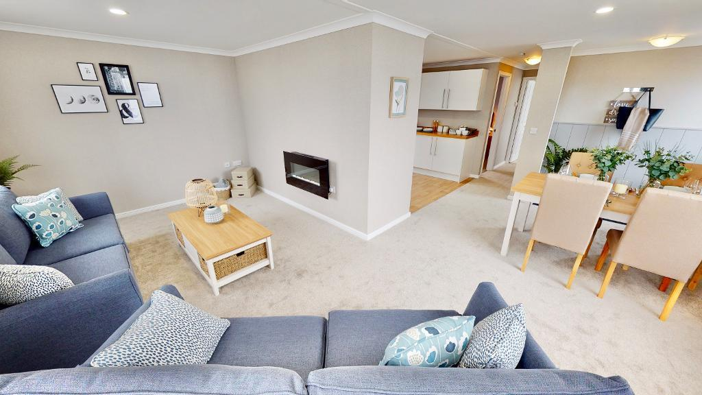 2 Bedroom New Park Home for Sale in Wimborne, BH21 3EF by Right Choice Park Homes
