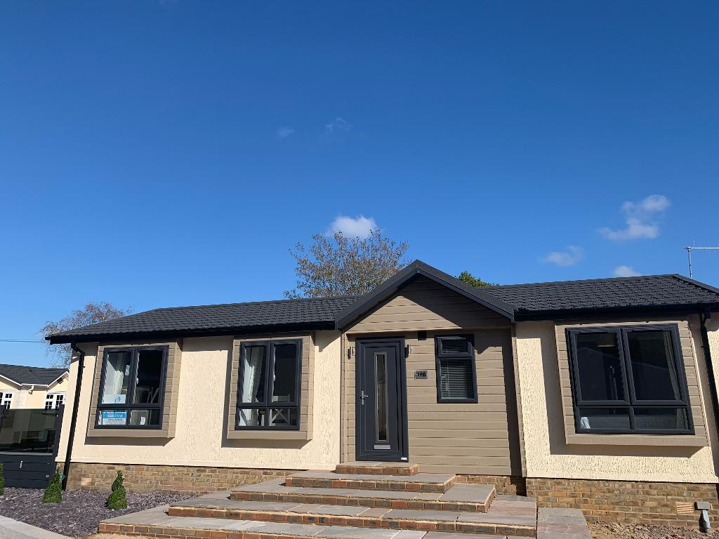 2 Bed New Park Home Property for Sale in West Moors, BH22 0BS by Right Choice Park Homes