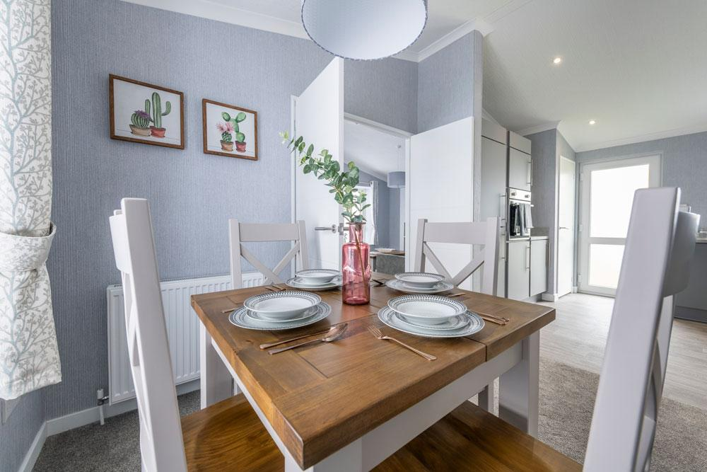2 Bedroom New Park Home for Sale in West Moors, BH22 0BS by Right Choice Park Homes