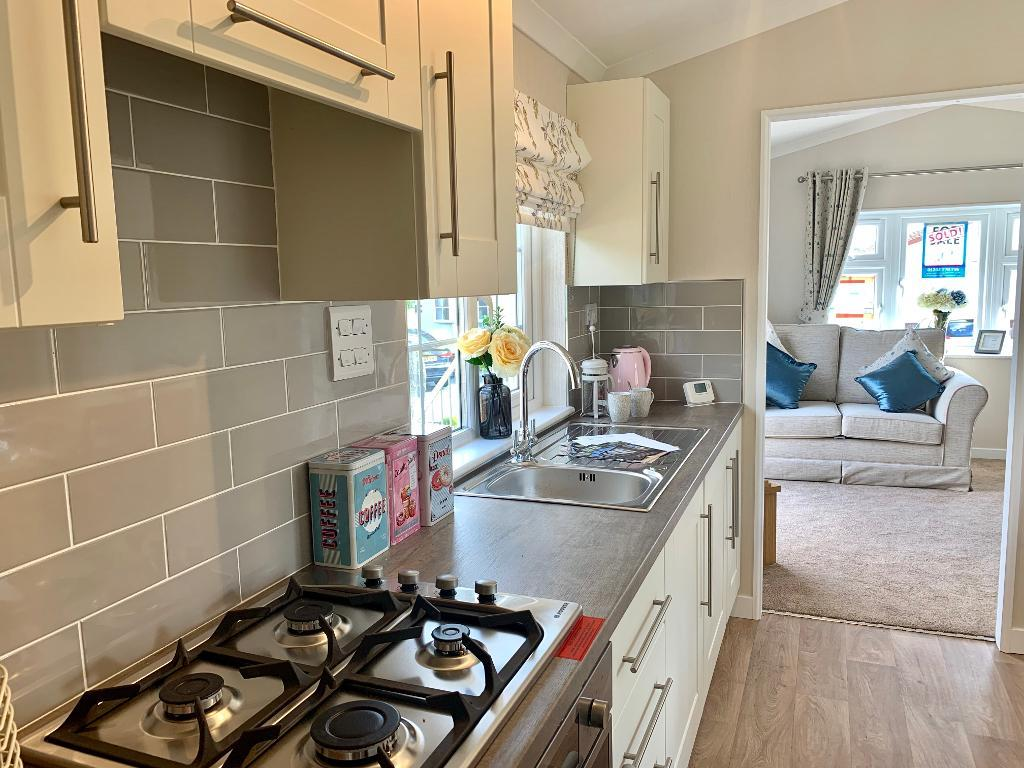 2 Bedroom New Park Home for Sale in Lymington, SO41 0JB by Right Choice Park Homes
